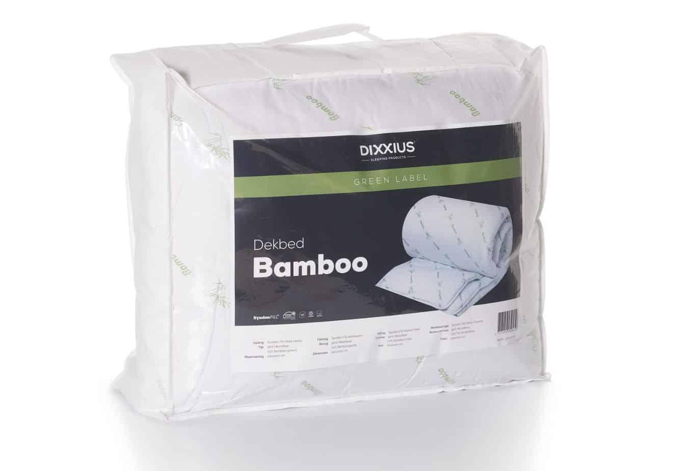 Dixxius Dekbed Bamboo