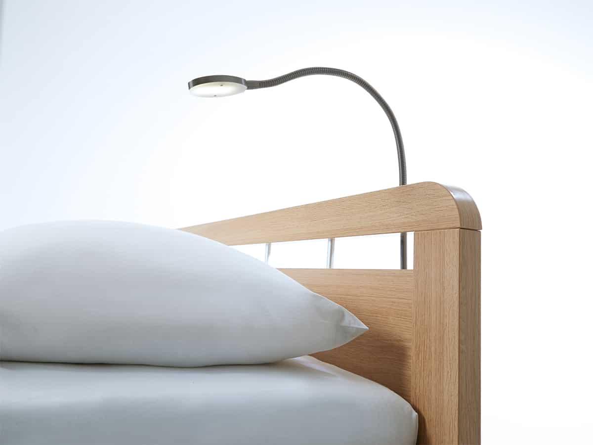 Bedlamp Oval Copper