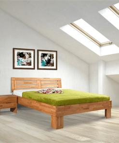 Houten bed beuken