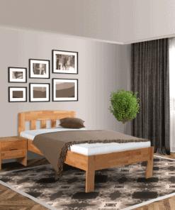 Senioren bed comfort beuken