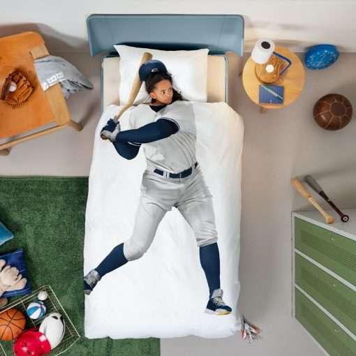 Baseball Player dekbedovertrek