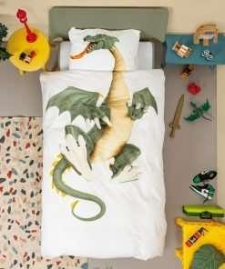 Dragon dekbedovertrek
