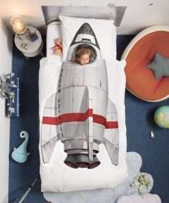 Rocket dekbedovertrek