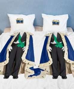 The Royals King&King dekbedovertrek