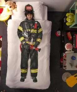 Firefighter dekbedovertrek