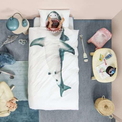 Shark Dekbedovertrek