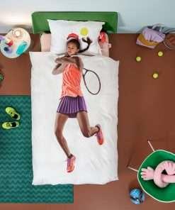 Tennis Pro Dark dekbedovertrek