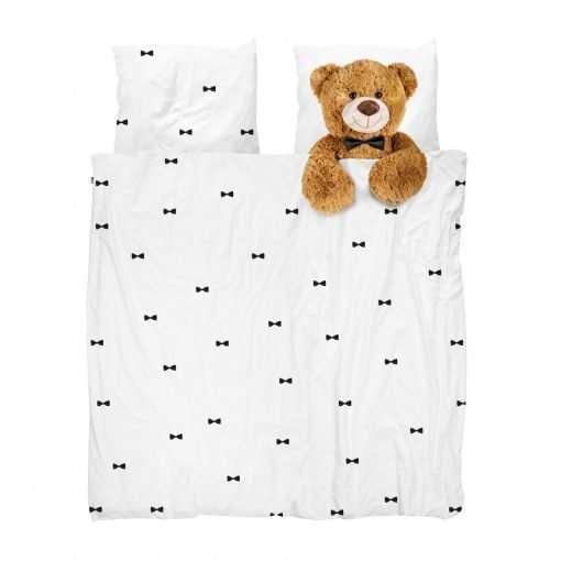 Teddy dekbedovertrek