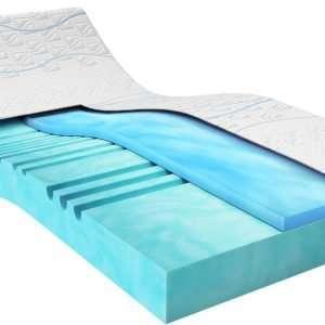 Hybride matras of traagschuim matrassen